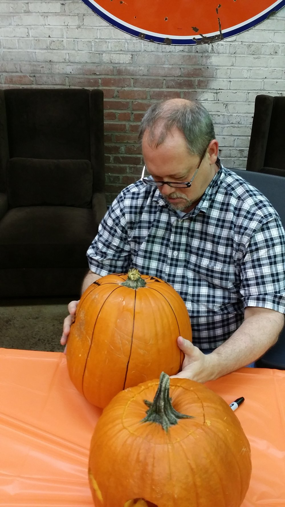 Annual Pumpkin Carving Competition