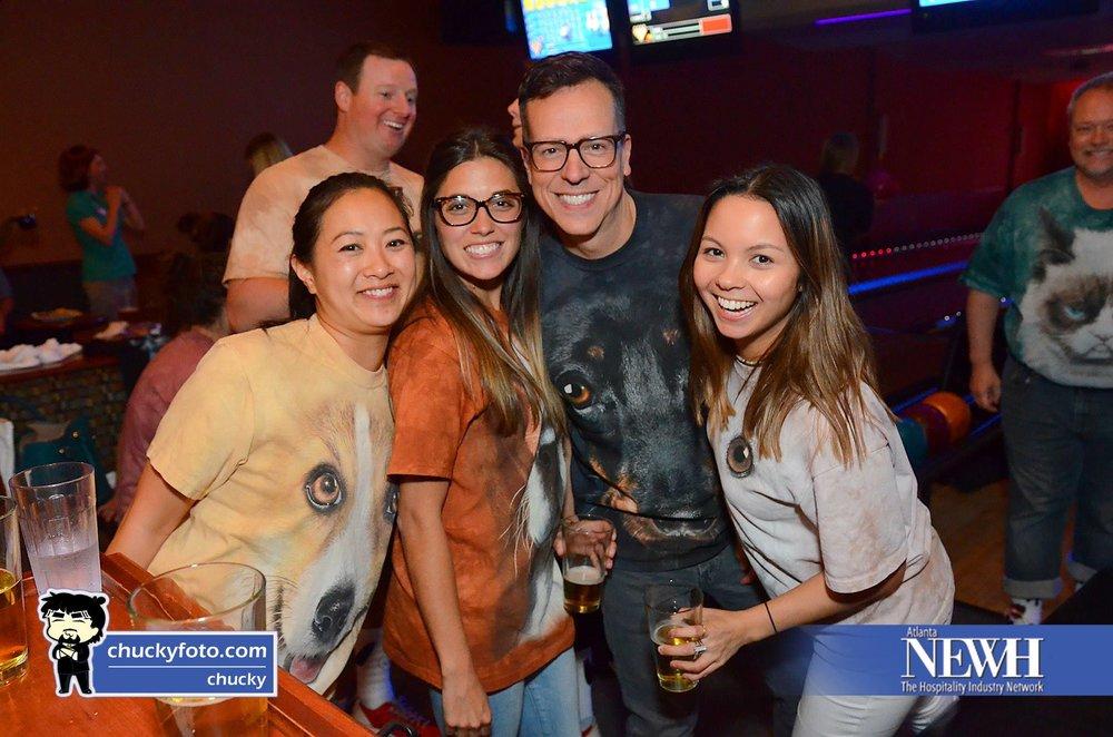 NEWH Atlanta Bowling FUNdraiser 2017