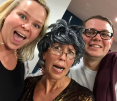 Grandma Mary!