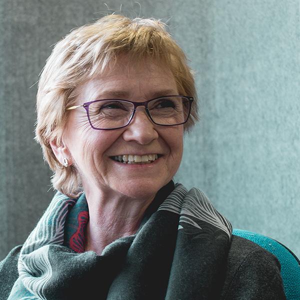 Sheila Parry