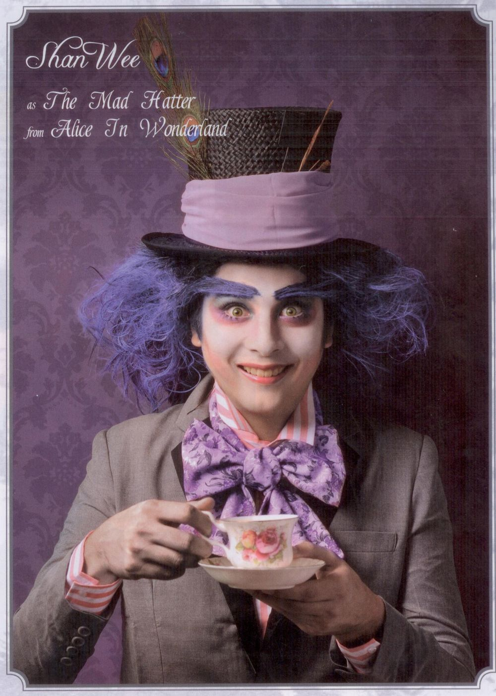 Mad Hatter Shan