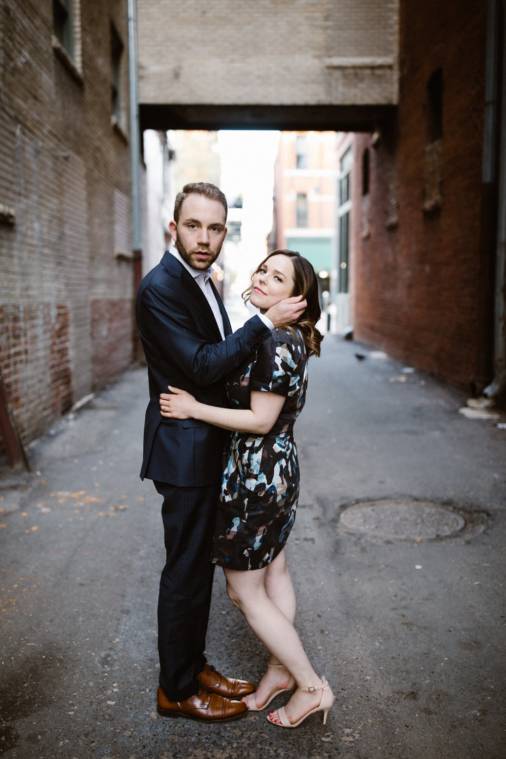 Urban Streets of Denver Engagement Session