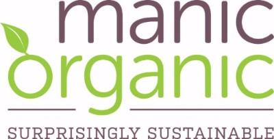 SOS Media Branding Manic Organic Logo Design