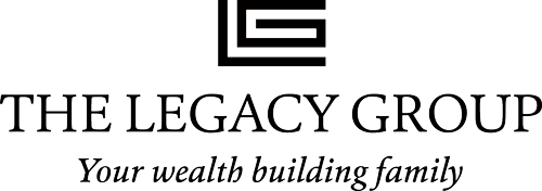 """The Legacy Group"" Branding, Logo Design, Graphic Design"