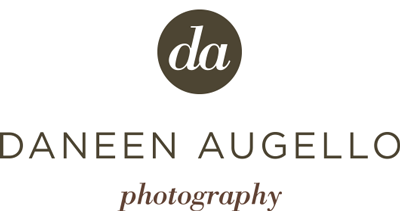 wordmark logotype Daneen Augello Photography SOS Media