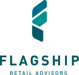 Flagship Retail Investors SOS Media Logo Design