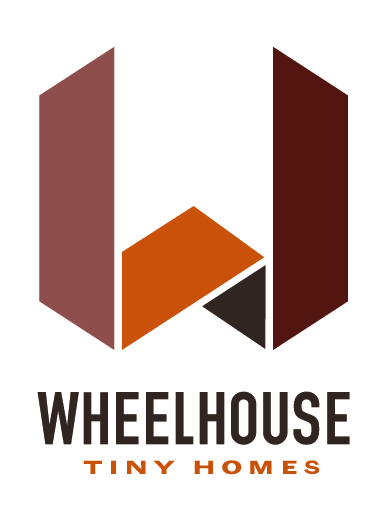 Wheelhouse Tiny Homes SOS Media Logo Design Branding Corporate Identity