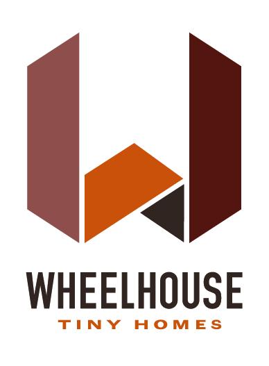 Wheelhouse Tiny Homes SOS Media Logo Design Branding Corporate Identity