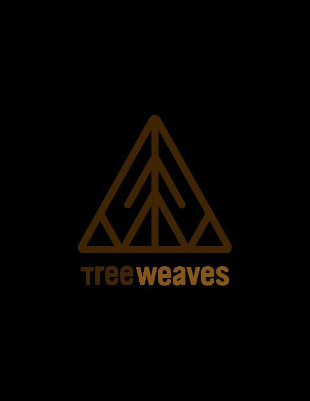 Tree Weaves Logo SOS Media Logo Design Branding Corporate Identity