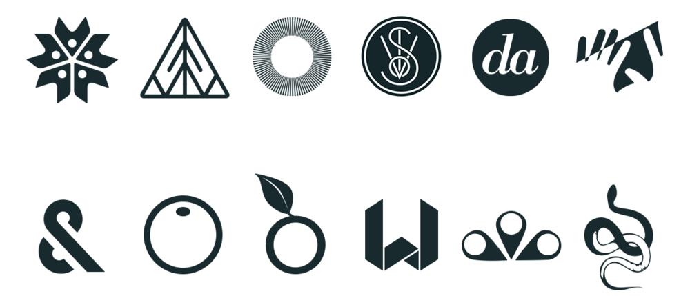 Logos & Wordmarks - branding, logo design