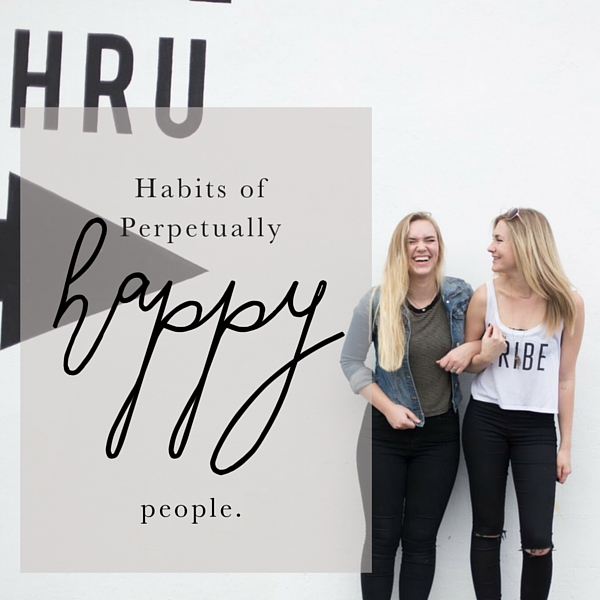 habits-of-happy-people
