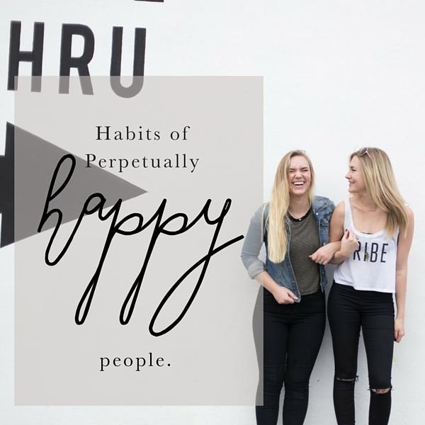 habits-of-happy-people