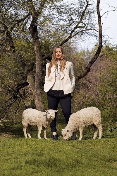 FLARE  How A Newcomer Is Redefining Farm Fresh—For Fashion