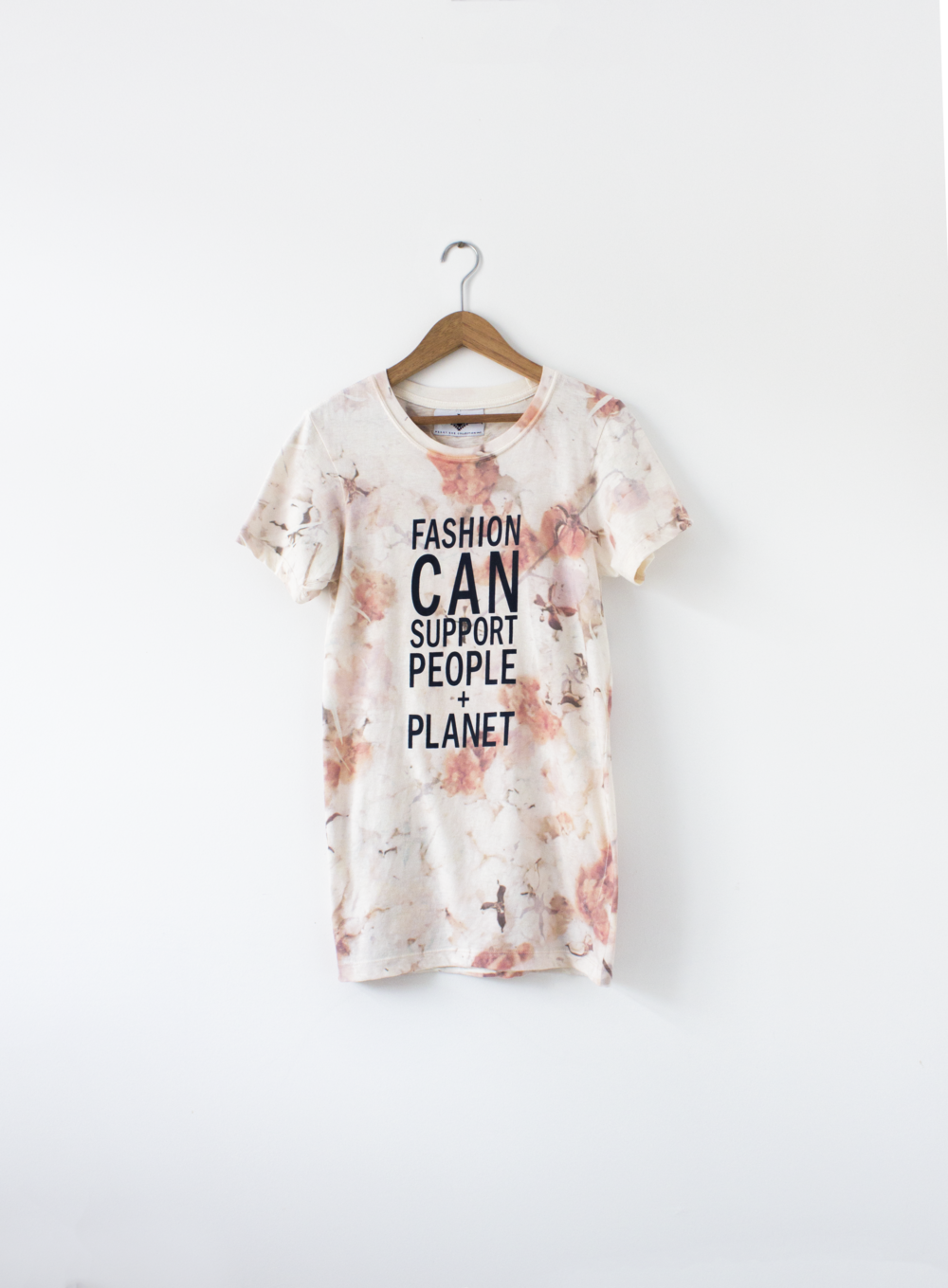 Fashion CAN Support People & Planet