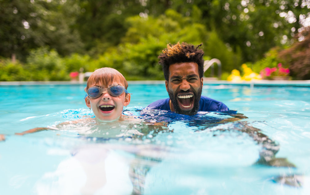 Swimming Lessons! - Sign up today and enjoy the EXPERIENCE of Learning to swim with a 1-On-1 swimming lesson at the academy.