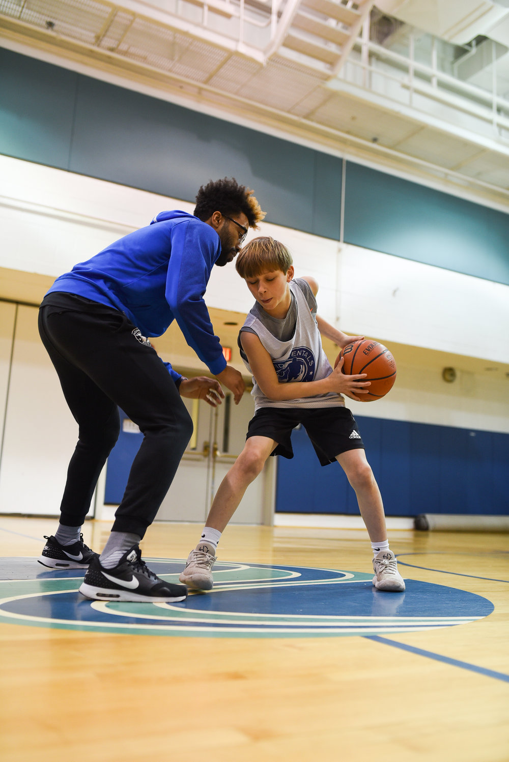 Basketball - Shooting, Dribble Moves, Footwork