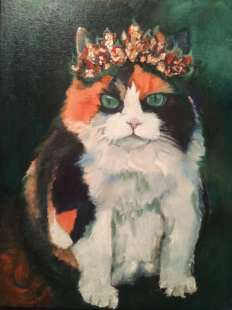 Maude the Faerie Queen