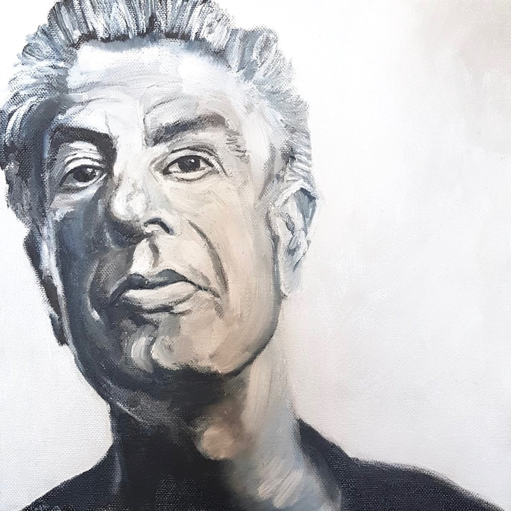 *SOLD* Anthony Bourdain