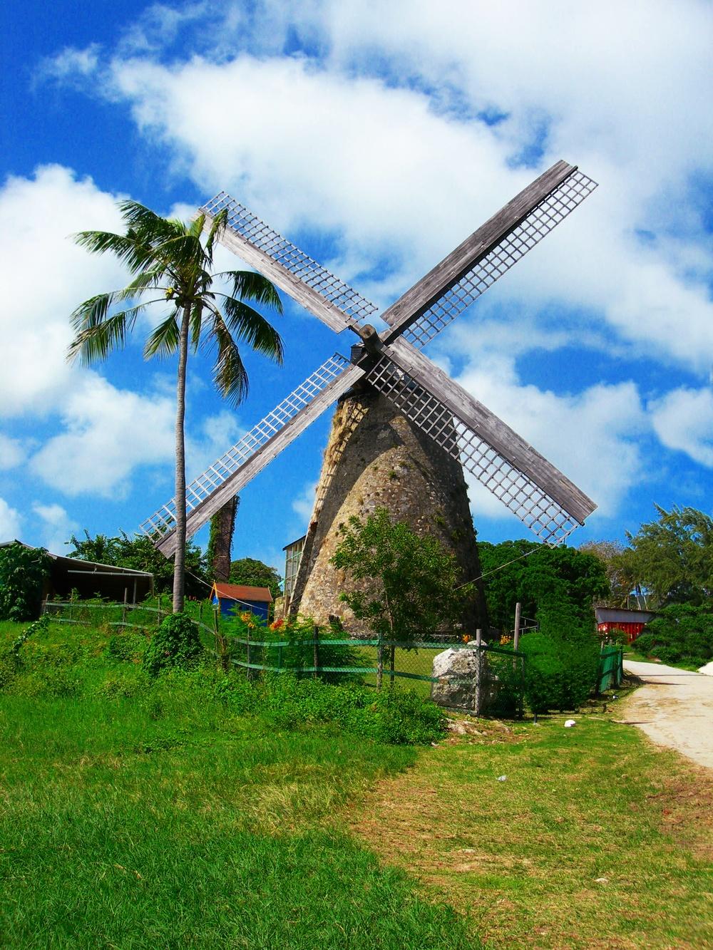 18th Century Sugar Mill  C103
