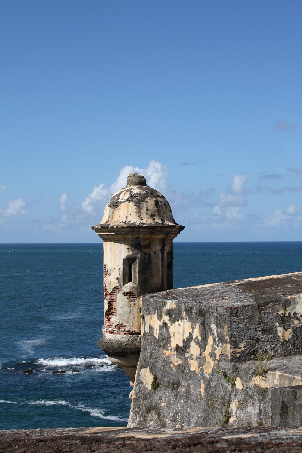 Outlook From El Morro  C106