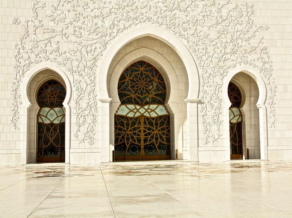 Sheikh Zayed Mosque II   M103