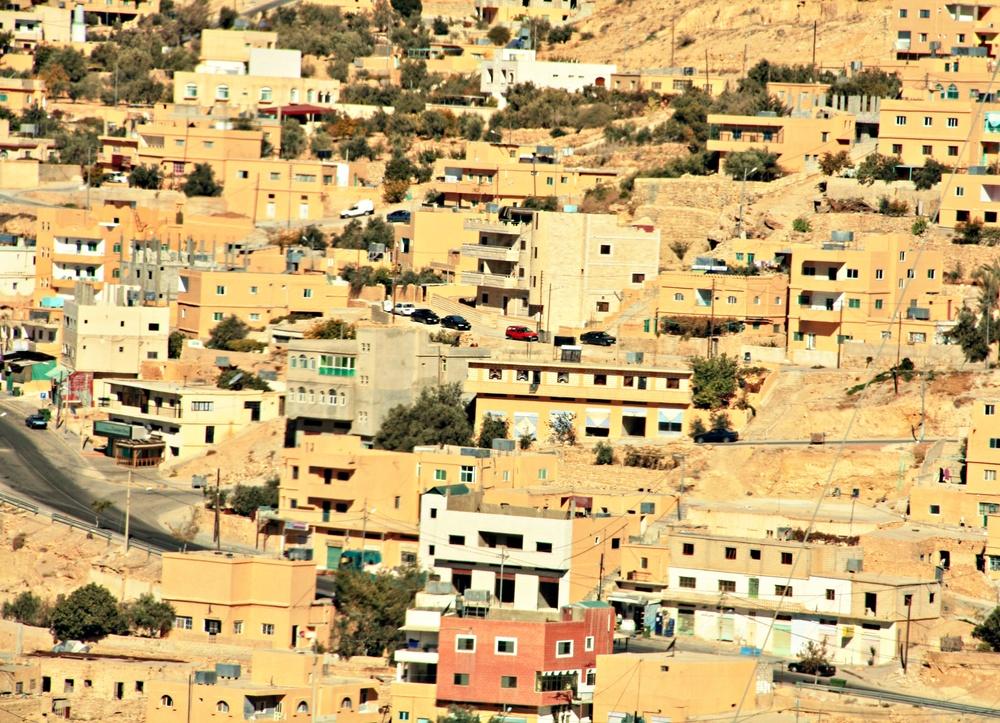 A Desert Town  M106