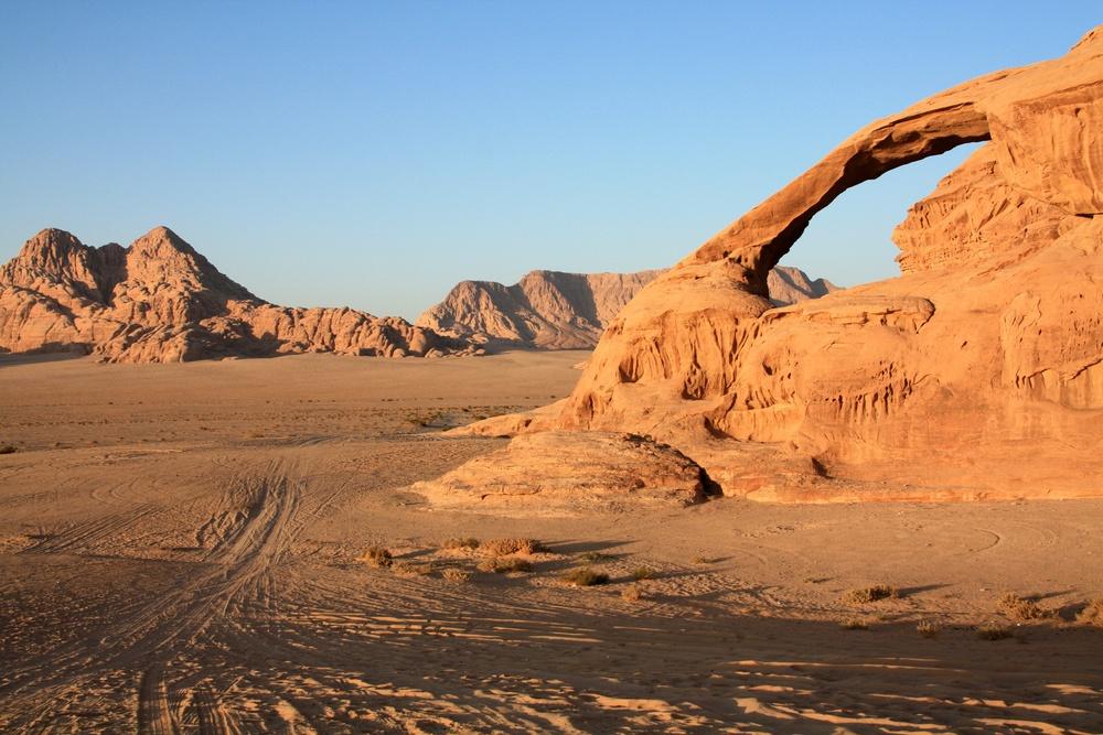 Wadi Rum  M107