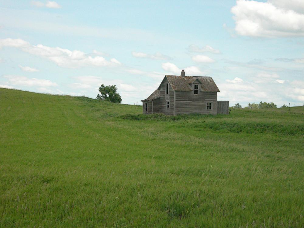 House Standing Alone  U112
