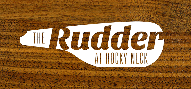 """The Rudder"" - A seaside restaurant in Gloucester, MA."