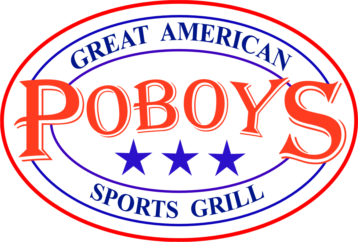 PoBoys GREAT AMERICAN Sports Grill