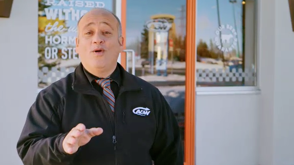 A&W - Hormone Free Beef