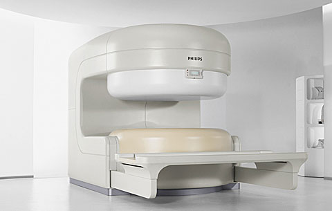Scanner at Vermont Open MRI