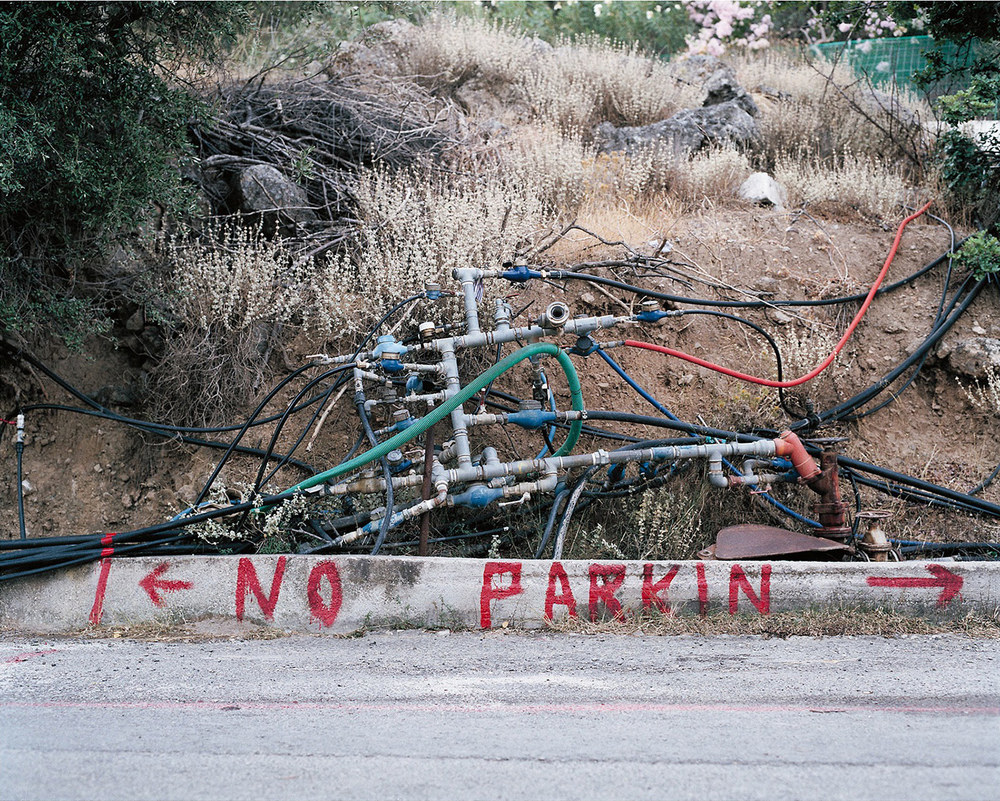 No parkin