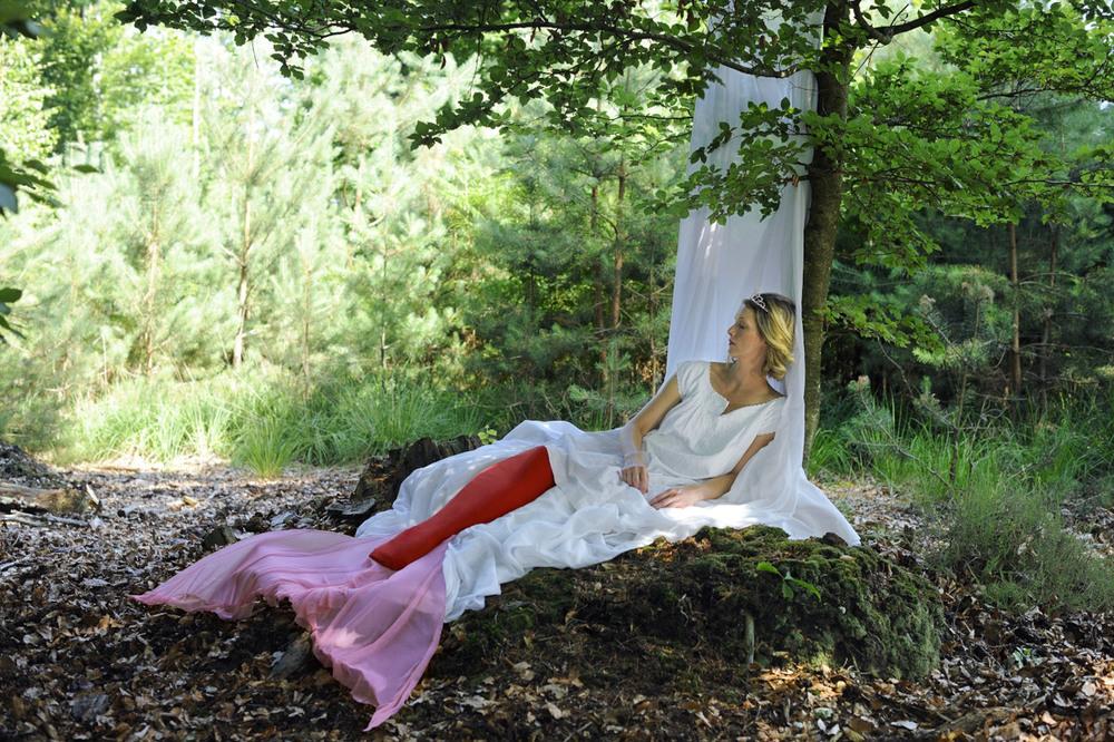 La Petite Sirène au Bois Dormant #1