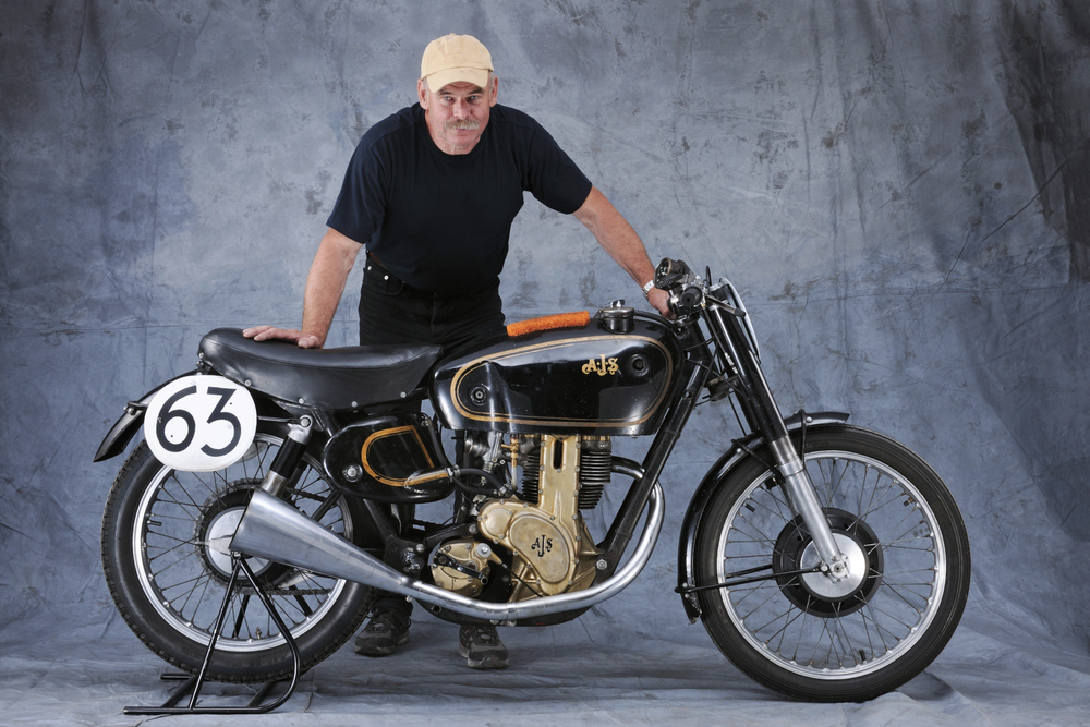 Moto Légende Dijon