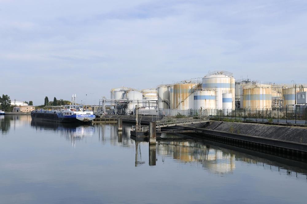 Port aux pétroles