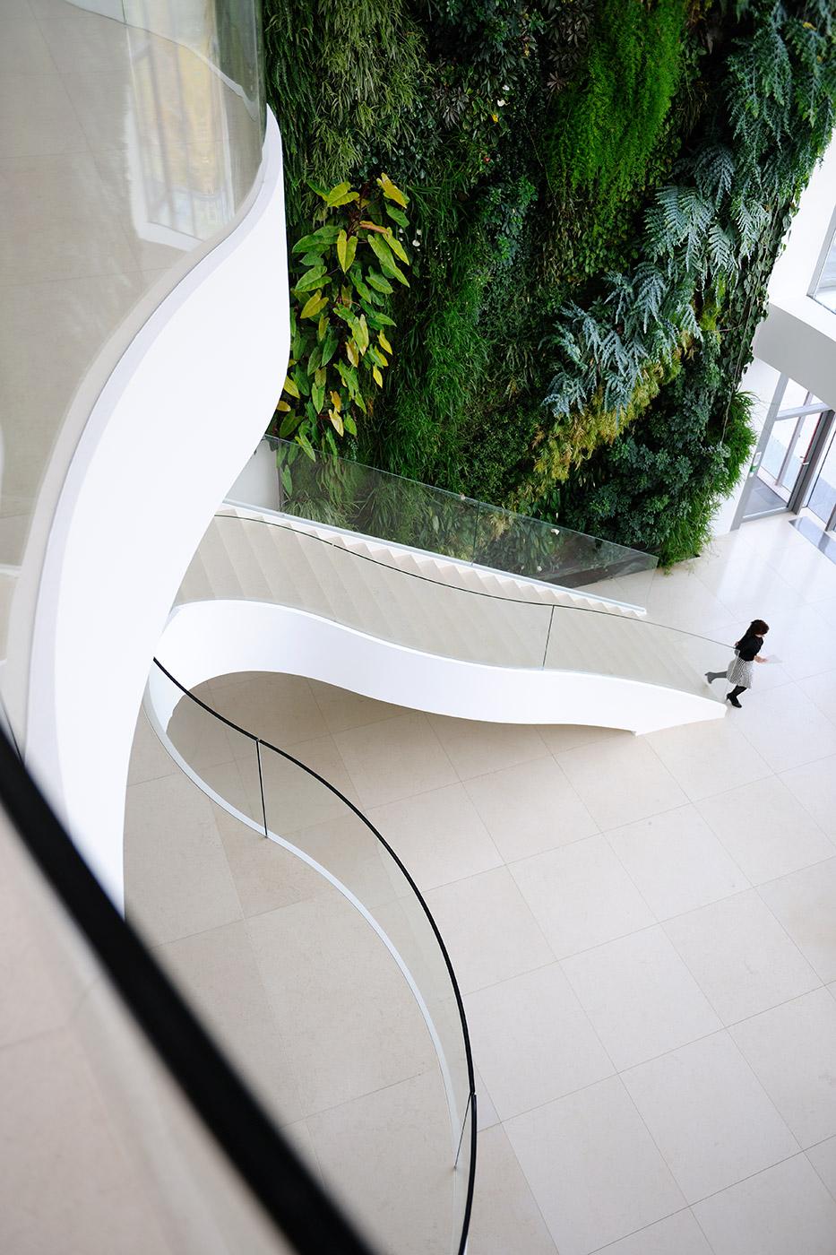 Wéléda                       AEA Architectes