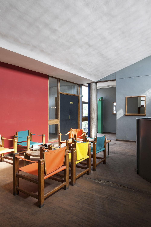 Usine Le Corbusier