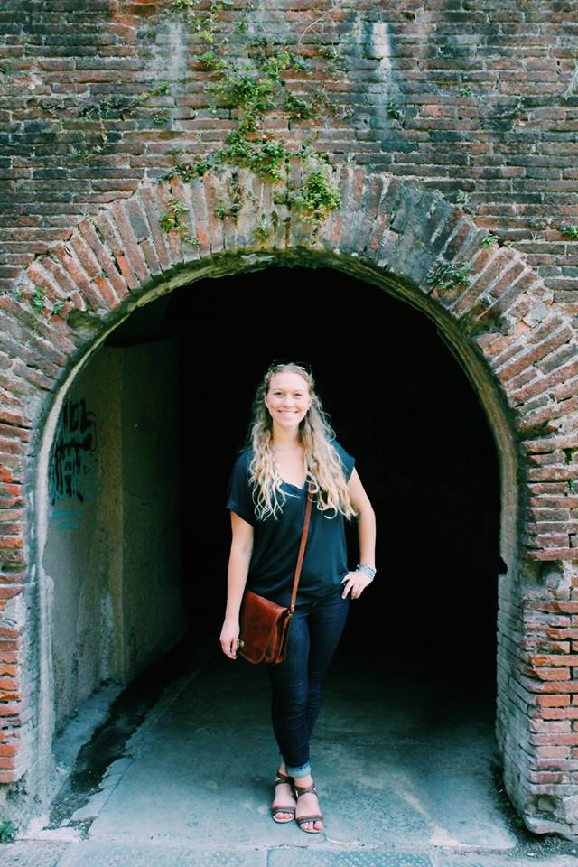 Lucca, Italy- Cambria Bridget