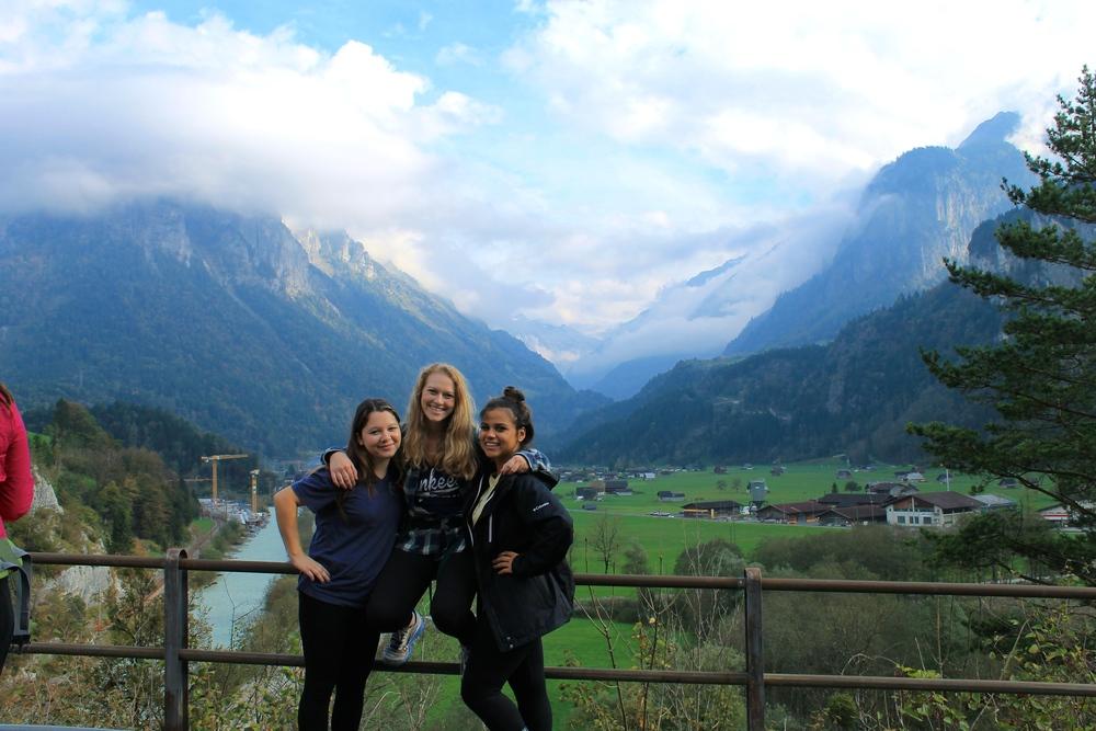 Aareschlucht Gorge, Interlaken, Switzerland | Cambria Bridget