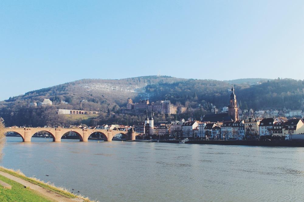 Heidelberg, Germany // Cambria Bridget