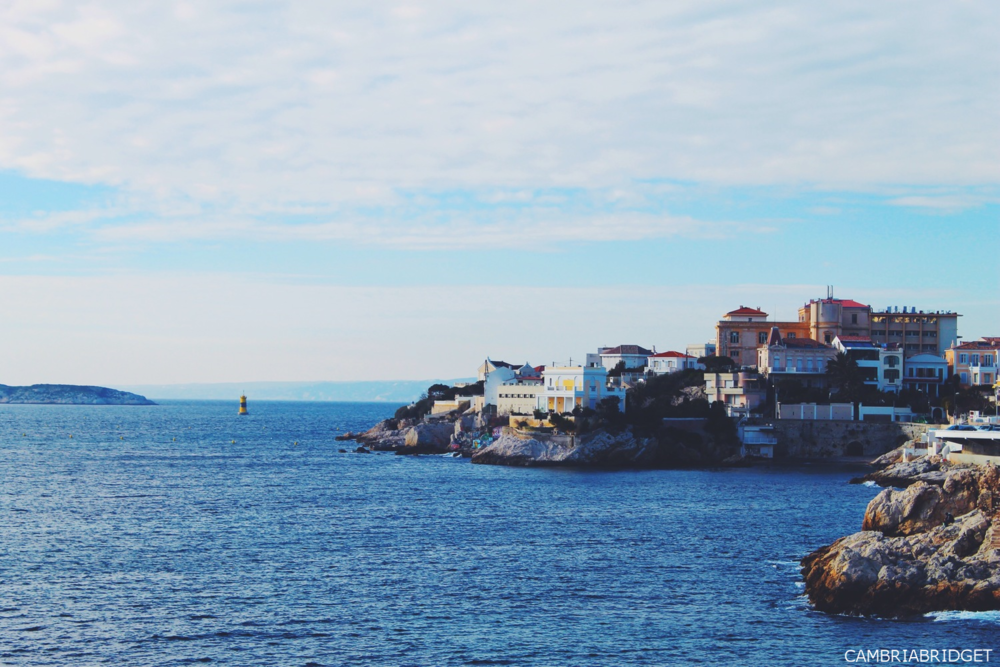Marseille,  France by Cambria Bridget