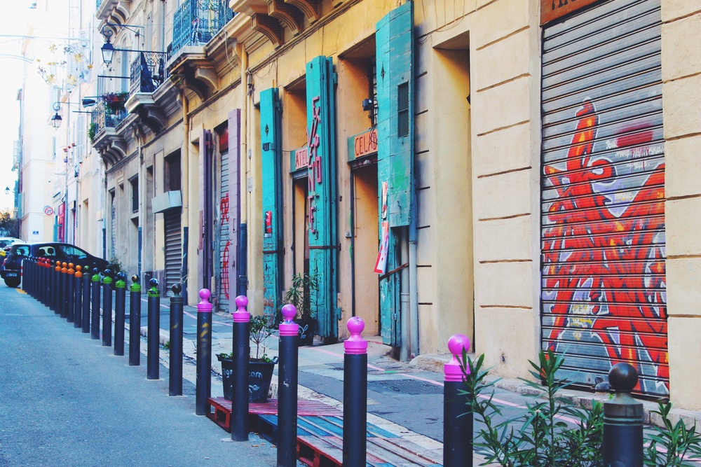 Marseille, France || Cambria Bridget