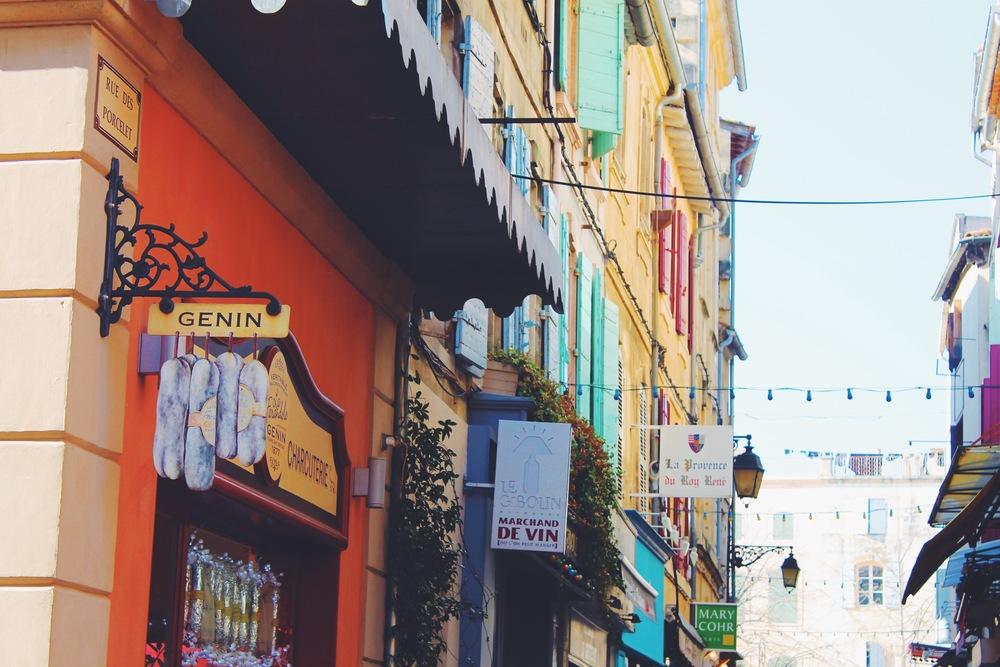 Arles, France || Cambria Bridget