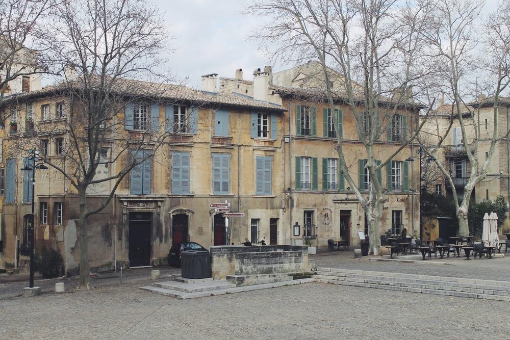 Avignon, France || Cambria Bridget