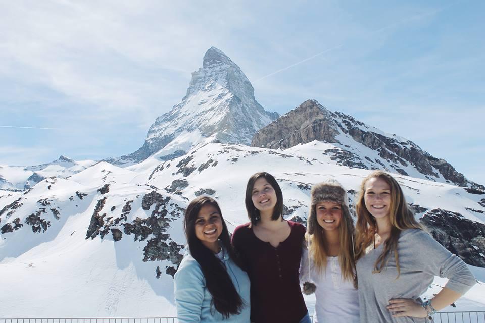 Zermatt, Switzerland- Cambria Bridget
