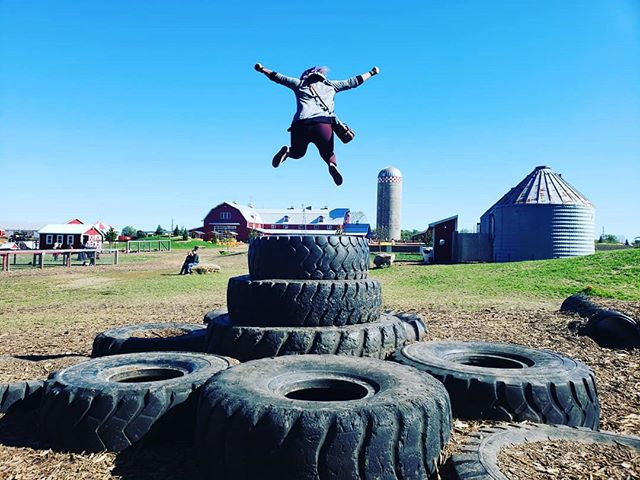 Getting kooky at the fun farm. Chyeah. 😋 . . . #kansascity #findyourself #dailyinspiration #missouri #travelmore #wonderlust #expandyourplayground #explore #experience #travel #wanderlust #travelgram #travelgirl #outdoors #adventurethatislife #funfarm #scenery #beautiful #travelphotography #love #summer #naturelover #adventure #fall #wander #photooftheday #fuckyeah