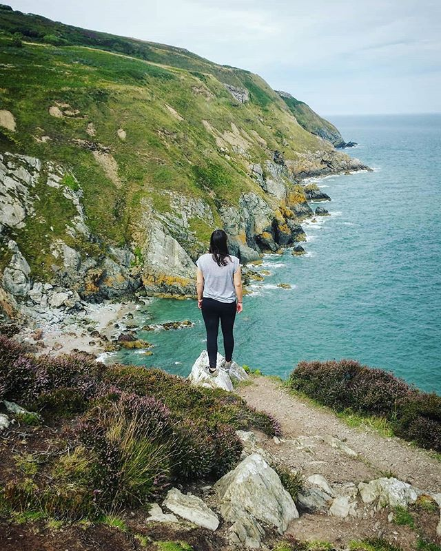 #Tb to beautiful hikes in Howth, Ireland. I mo chroí go deo. . . . #ireland #findyourself #dailyinspiration #howth #travelmore #wonderlust #expandyourplayground #explore #experience #travel #wanderlust #travelgram #travelgirl #outdoors #adventurethatislife #nature #scenery #beautiful #travelphotography #love #ocean #naturelover #adventure #summer #wander #missyou #photooftheday #throwback
