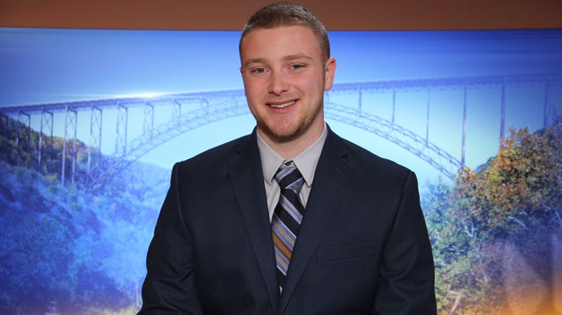 Chase Parker - Sportscaster and weekend anchor, WVVA-TV