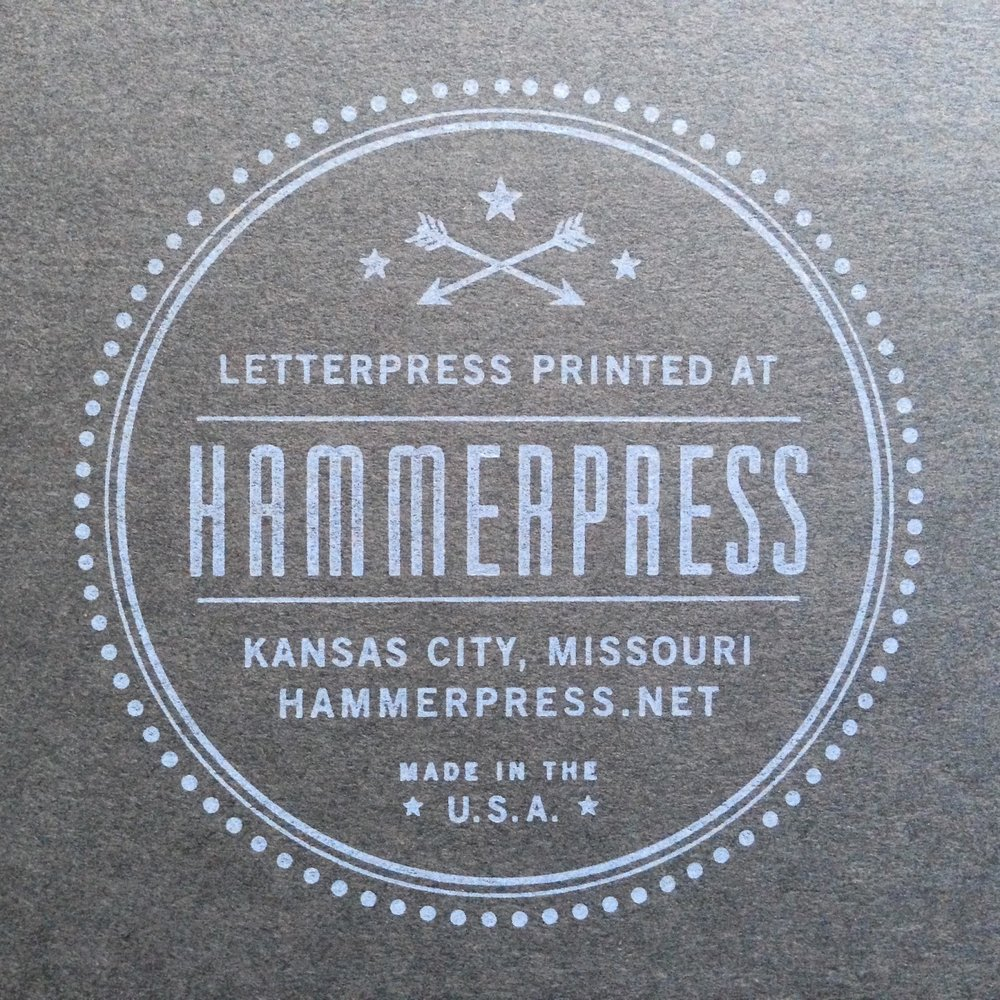 - Creativity, excellence, and passion are at the heart of this letterpress company located in the middle of the country. They've been creating beautiful work long before letterpress was trendy.